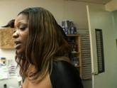 Black girls with black cocks at the office