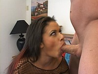 Massive Titty Anal Loving Babe Alexis
