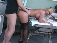 Big Booty Blonde Phoenix Gets Fucked