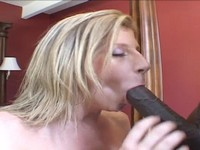 Sara Loves Big Black Cock