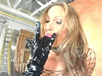 Blond Slut Mandy Gangbang Whore