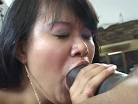 B.B.C. for Hairy Pussy Asian Slut Kiwi