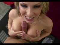Hot Blonde Slut Courtney