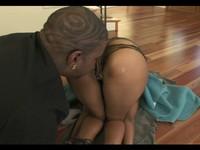 Ass Fucked Ebony Booty Slut Kapri