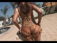 Sexy Ebony Freak Ass Fucked By Big Black Dick