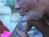 Black couple having ghetto sex