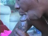 Black couple having ghetto sex