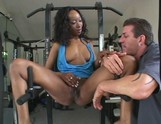 Black slut shows us what we want to see