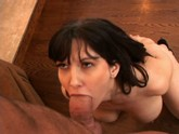 Huge titted milf Carrie Ann has her pussy pounded