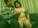 Japanese teen reverse cowgirl and sucks cum