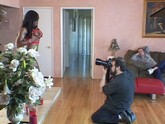 Behind the Scenes with Hot Black Porn Stars
