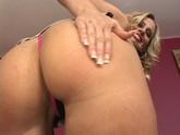 Big Tits Blond MILF Fucks Hard