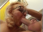 Mature mother next door gets fucked by younger male