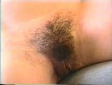 Girl With Hairy Pussy Is Masturbating