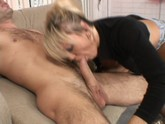 Hot Mom chennin anally fucked by her sons friend