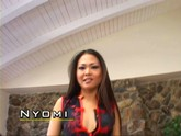 Hot Asian Nyomi Zen Taking it in All Holes