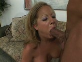 Busty White Babe Sophia Gently Gets Pounded In All Her Holes By A Black Stud