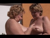 Two big and beautiful lesbians suck each others pussies
