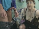 Hairy English Granny Fucked
