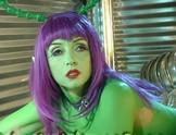 Ron Jeremy fucks aliens