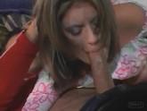 Nasty whore Tyla Wynn gets hard ass pounding