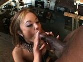 Leather Clad Kaylani Lei Releases A Bound Black Stud U
