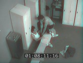 Security Cam in Gym Locker Room