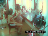 Security Cam at Strip Club