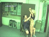 Security Cam; Couple Fuck.