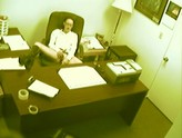 Security Cam in Bosses Office