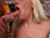 Holly fucked by two big dicks