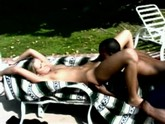 Interracial Fun in the Sun