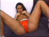 Latin Transexual Fun Time